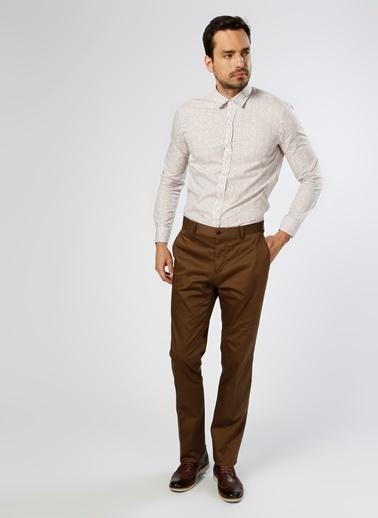 Cotton Bar Pantolon Kahve